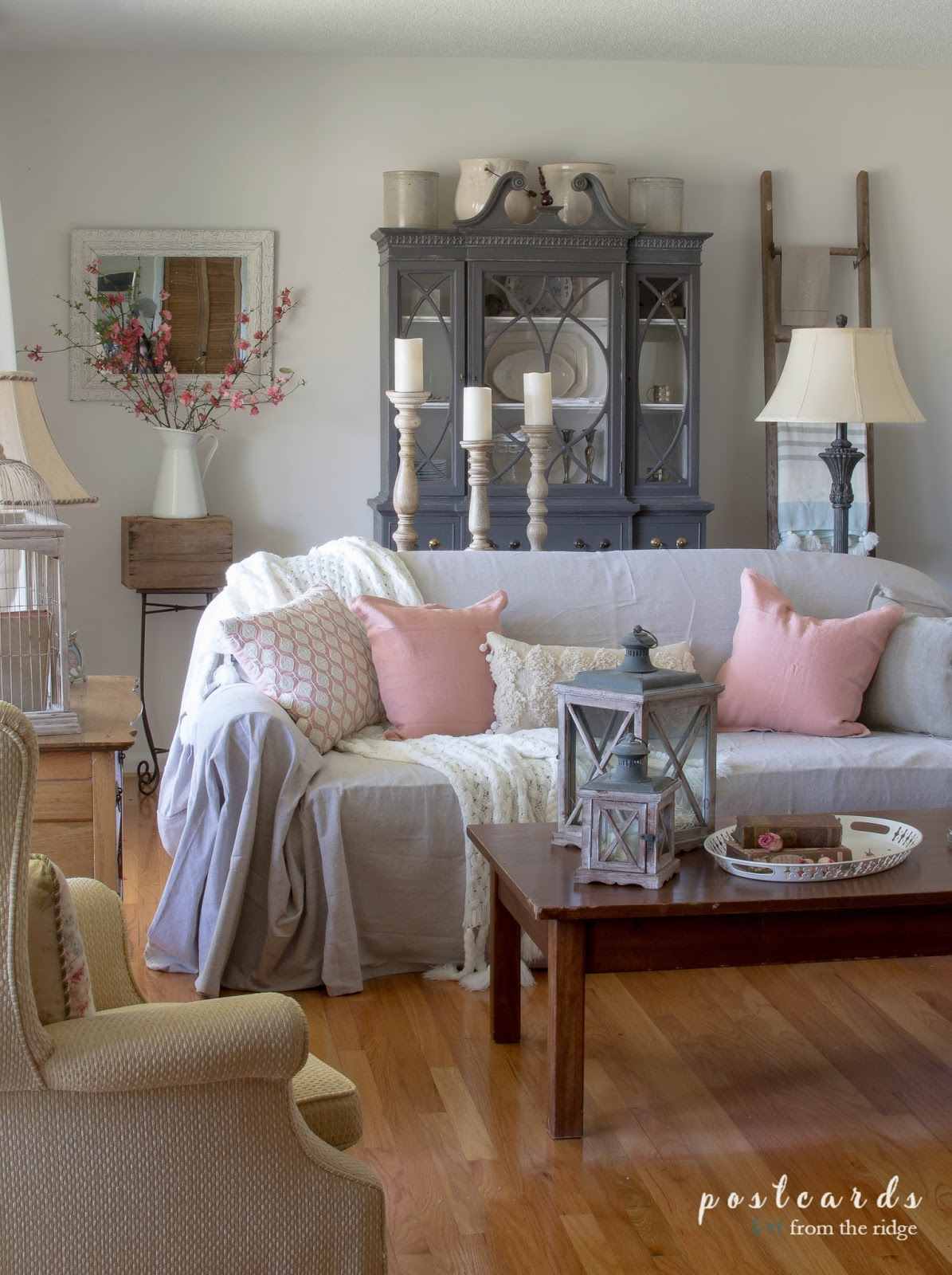 blush home accents