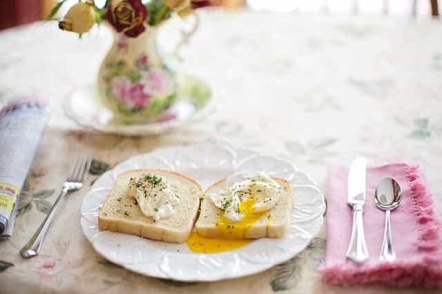Desayuna bien para mantener un buen estado de salud