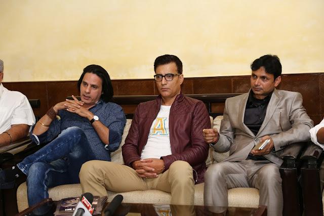 Rahul Roy, Narendra Jha, Prasun Kumar