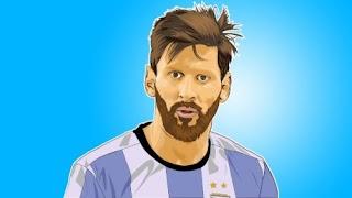 تشكيل الأرجنتين في مباراة تشيلي ميسي ولاوتارو يقودان الهجوم