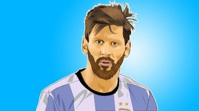 تشكيل الأرجنتين فى مباراة تشيلى..ميسى ولاوتارو يقودان الهجوم