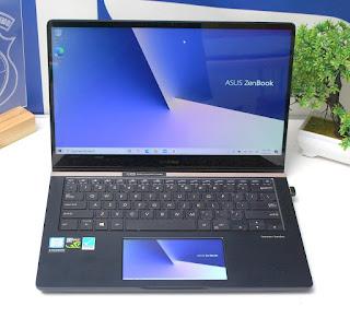 Asus Zenbook Pro UX480 bekas