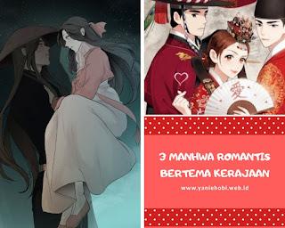 Manhwa komik korea cerita romantis tentang kerajaan