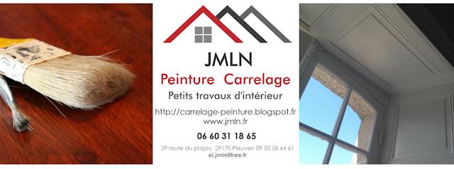 Peintre Carreleur Décorateur Décoration QUIMPER 29 BRETAGNE 06.60.31.18.61 (ei.jmln@free.fr)