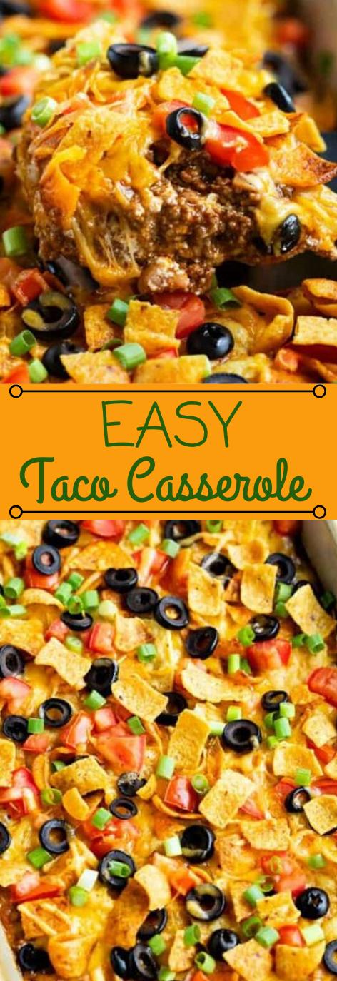 Taco Casserole #healthydiet #casserole #taco #paleo #whole30