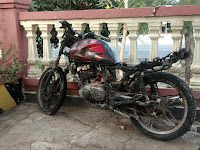 Ini Identitas dan Kronologis Terbakarnya Motor di SPBU Desa Kekiling