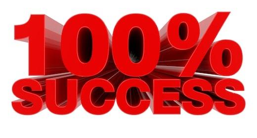 Αποτελέσματα Europalso: 100% Επιτυχία!