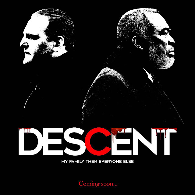 Must Watch Trailer! Zack Orji, Matt Stern, Palesa Madisakwane and More Pan African Actors Star in Awal Abdulfatai's 'Descent'