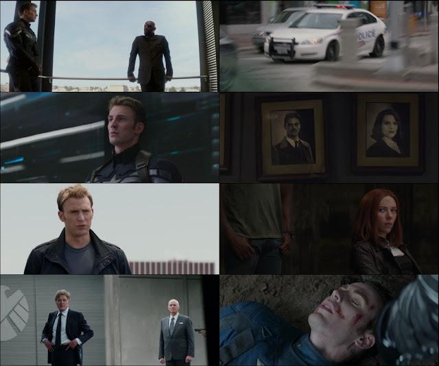 Captain America The Winter Soldier 2014 Dual Audio ORG 1080p BluRay