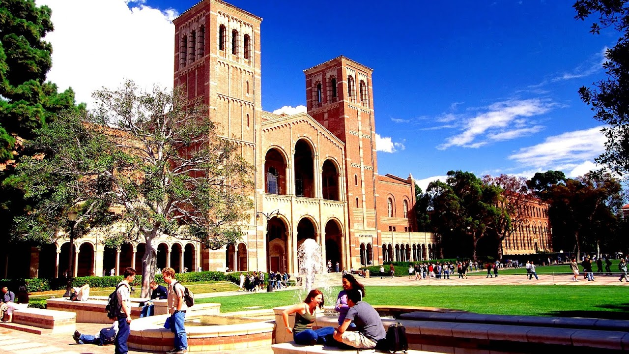 Is Ucla A College Or University - University Choices