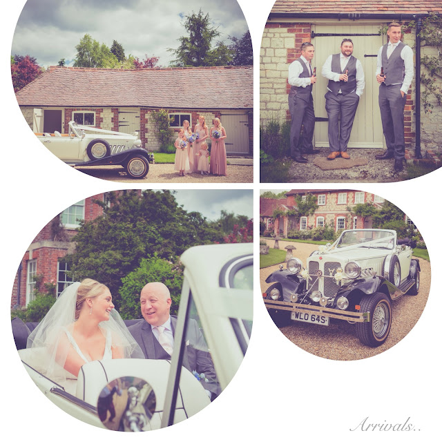 Manor Barn Wedding
