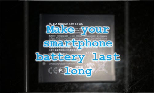 5 tips to make your Smartphone battery last long - Charging tips