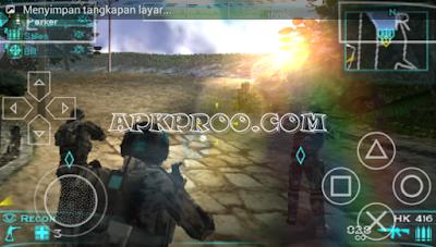 Download Kumpulan Game Perang PPSSPP ISO/CSO Terbaru