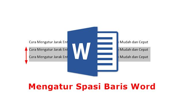 Cara Mengatur Jarak Enter di Word