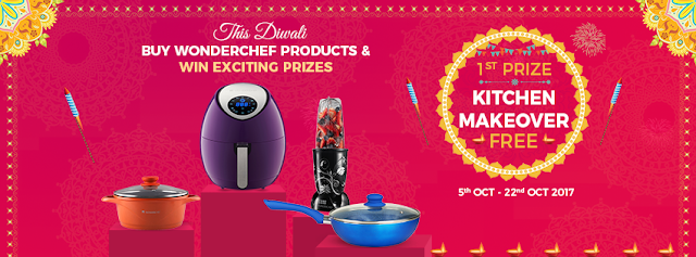 Diwali offering by Chef Sanjeev Kapoor's Wonderchef