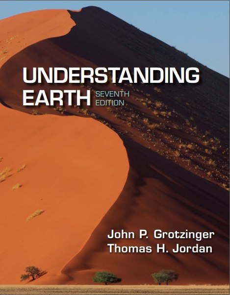 Understanding Earth, geology