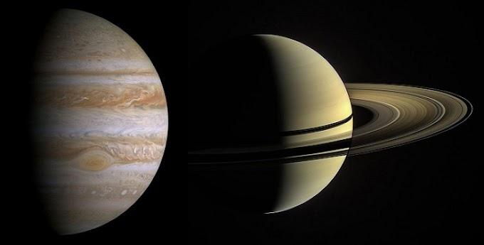 Σύζευξη Δία - Κρόνου: Το σπάνιο αστρολογικό φαινόμενο που θα συμβεί φέτος για πρώτη φορά μετά το 1623