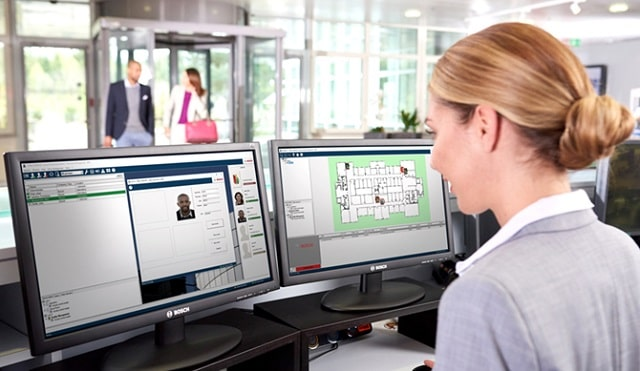 visitor management systems office security employee safety