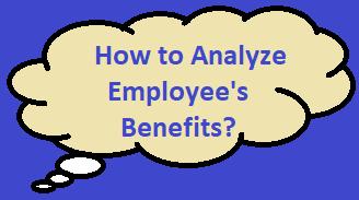 Employee's Benefits?