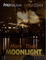 Review: More Than Moonlight by Piper Vaughn and M.J. O'Shea