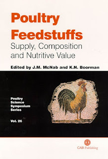 Poultry Feedstuffs Supply, Composition and Nutritive Value