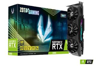 GeForce RTX 3080 Trinity