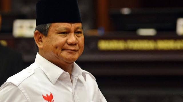 Klaim Menang 52 Persen, Prabowo Nyatakan Kuasai Suara Jakarta