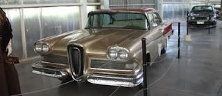 Vintage Car Museum of Santiago, Chile.
