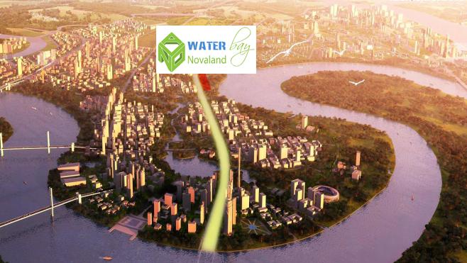 Vị trí tuyệt đẹp của dự án Water Bay quận 2