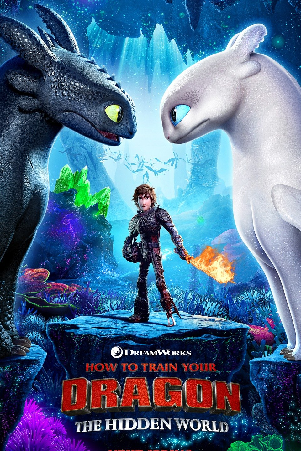 How to Train Your Dragon 2019 480p 350MB