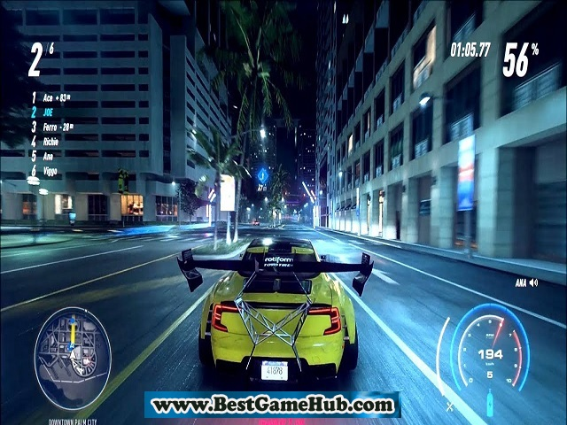 Need For Speed Heat EA Games All Series Full Version