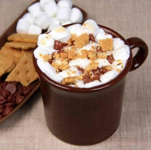 استمتعي بأجواء الشتاء مع مشروب الهوت شوكليت بالنعناع