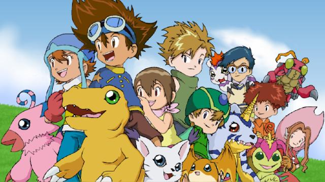 Digimon: La película (1/1) (1.6GB) (HDL) (Latino) (Mega)