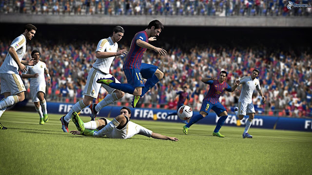 FIFA on PlayStation 4