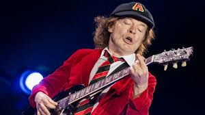 Angus Young Family Wife Son Daughter Father Mother Age Height Biography Profile Wedding Photos
