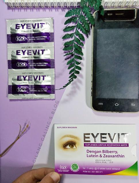 Efek Samping Eyevit Tablet Tidak Ada