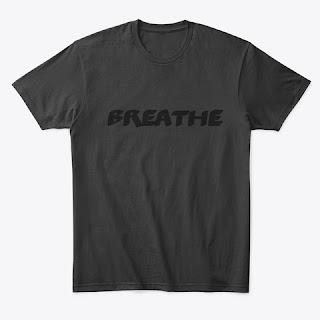 Comfort tee shirt black