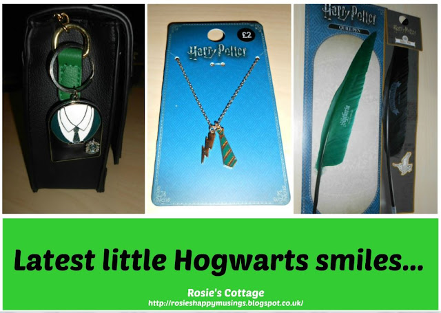 Latest little Hogwarts smiles...
