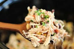 Easy Crock Pot Chicken Recipe #crockpot #chicken #dinner #comfortfood #maindish