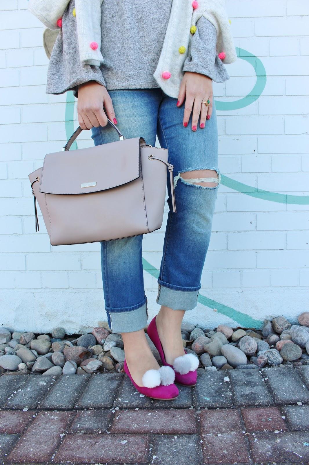 Bijuleni - Pombons shoe Clip ons