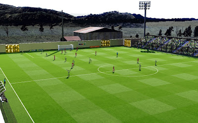 PES 2021 Stadium Estadio Juan Gobán