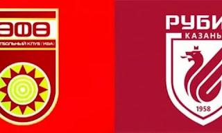 «Рубин» — «Уфа»: прогноз на матч, где будет трансляция смотреть онлайн в 18:30 МСК. 26.08.2020г.