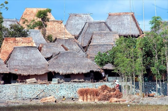 The Origins Of Indigenous Sasak Houses Need You Know
