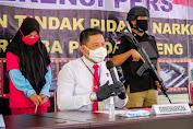 Polisi Ungkap Jaringan Narkotika Malaysia-Indonesia, Begini Modusnya