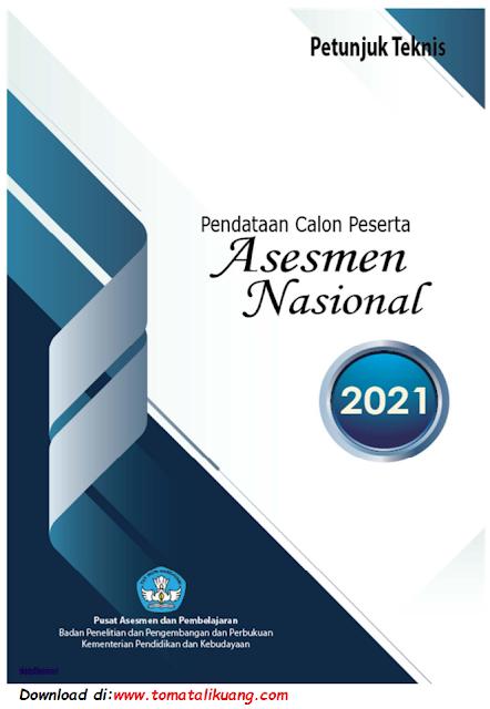 download petunjuk teknis juknis pendataan calon peserta asesmen nasional capesan tahun 2020 2021 pdf tomatalikuang.com