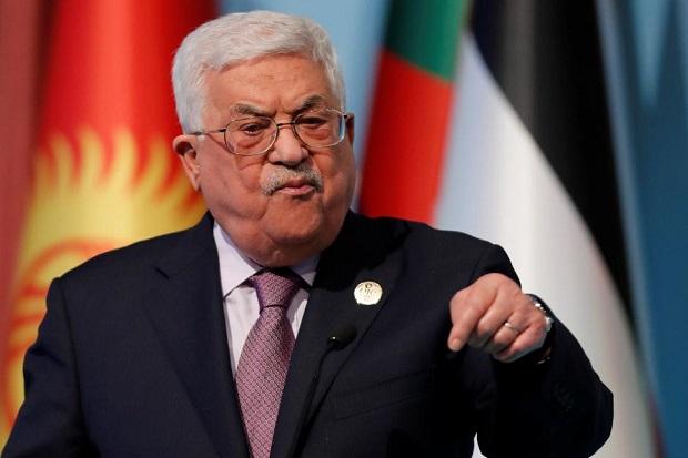 Krisis Yerusalem Memanas, Abbas Temui Raja Salman