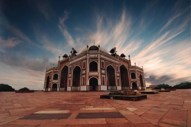 Delhi, a Historical image