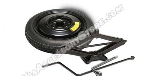 kia accessory store 2014 16 kia forte compact spare tire kit. Black Bedroom Furniture Sets. Home Design Ideas