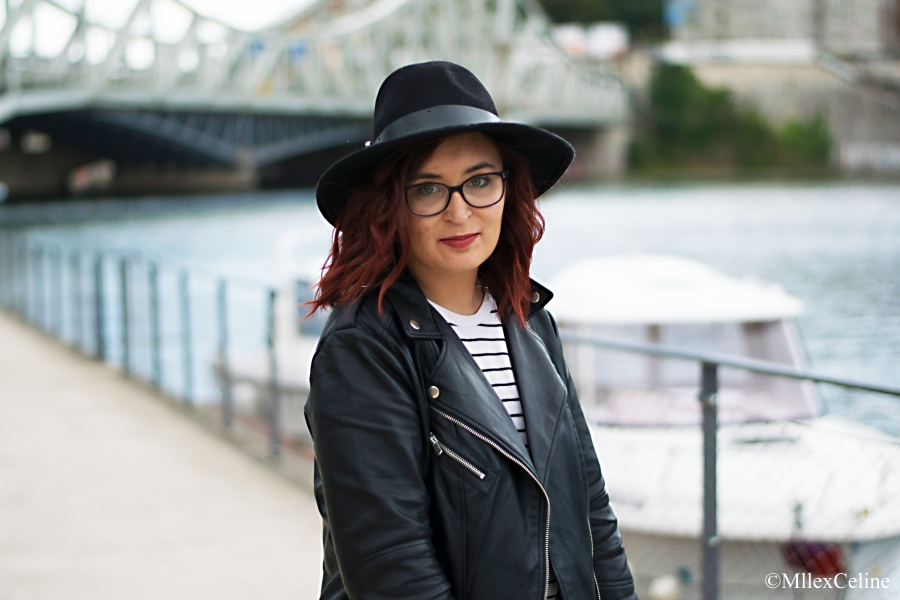 look chapeau pimkie automne blog mode beaute lifestyle lyon