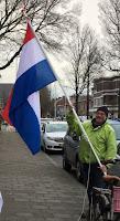 koningsdag vlag uithangen